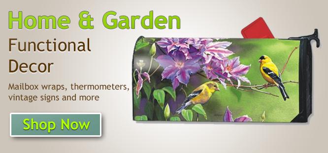 Home & Garden Backyard Functional Decor